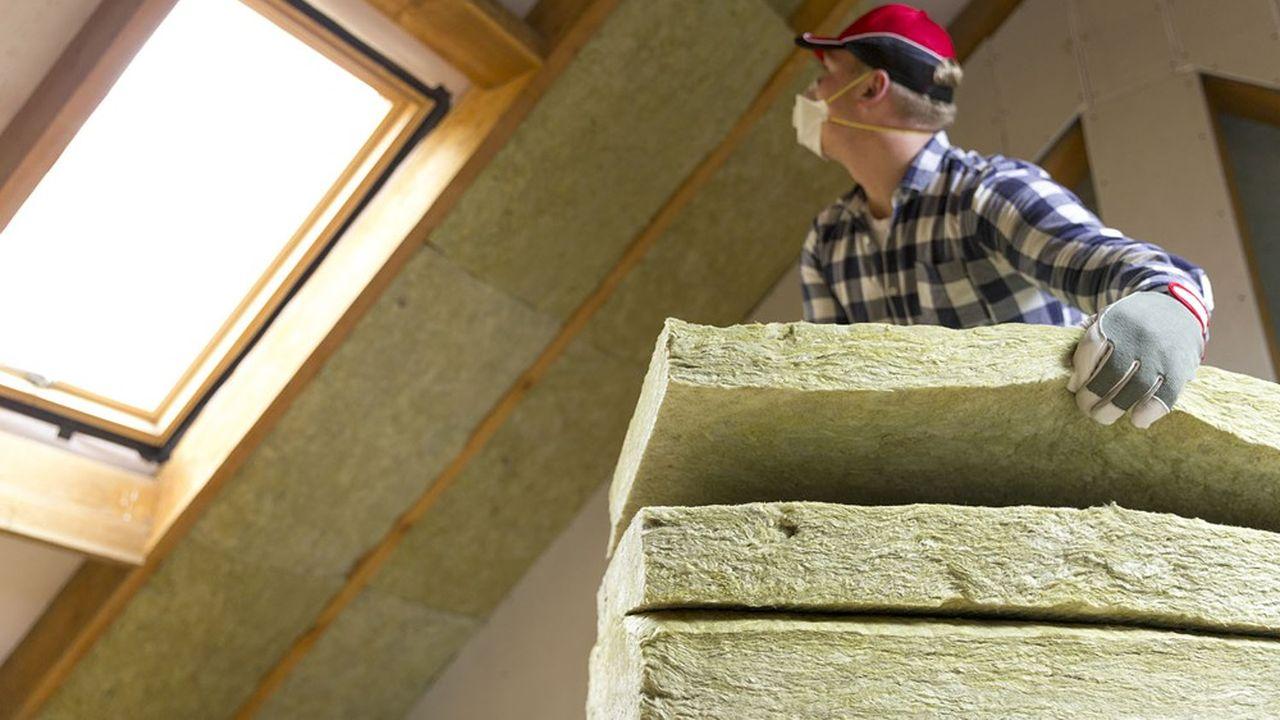 La loi relative à l'énergie et au climat incite les propriétaires à réaliser des travaux de rénovation.