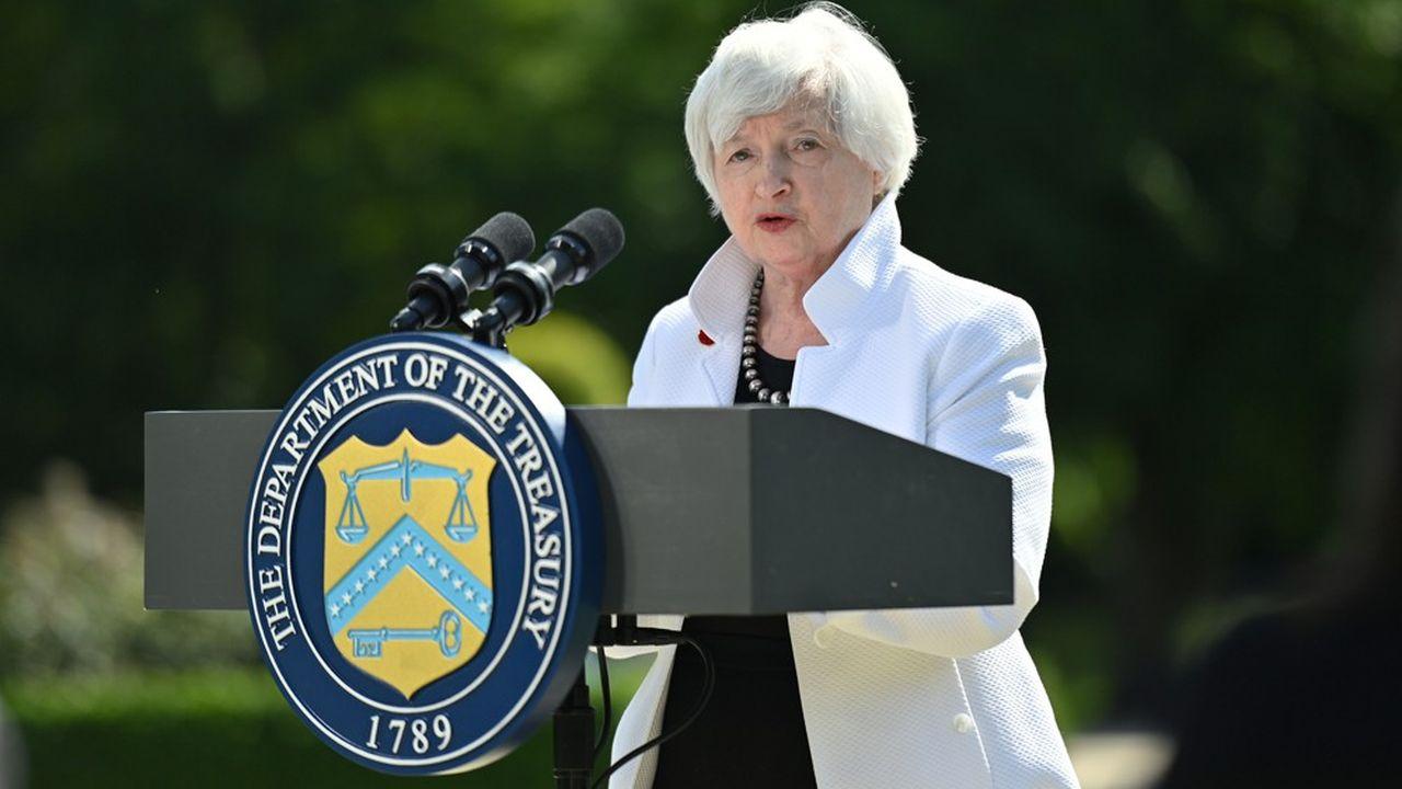 Pour la secrétaire au Trésor Janet Yellen, les cryptomonnaies favorisent l'évasion fiscale.