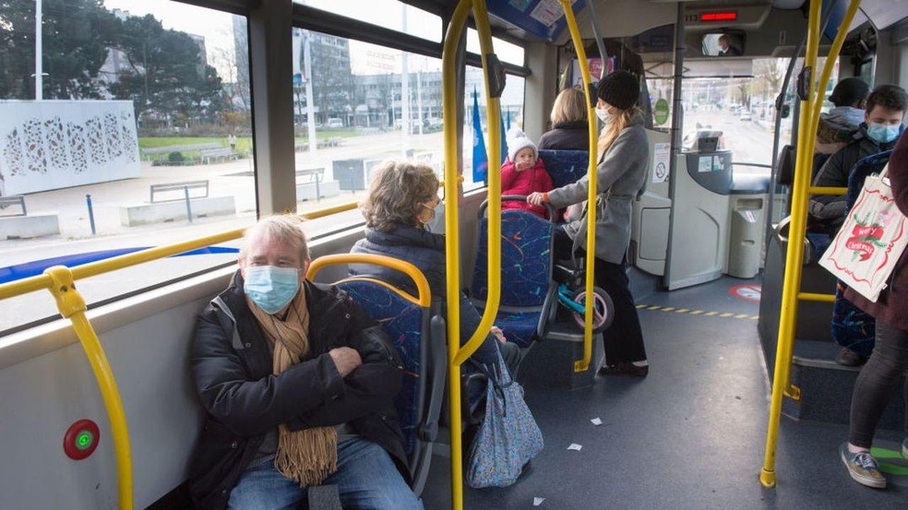 Les incivilités sont en forte hausse dans le réseau des bus et des bateaux de traversée de la rade de Lorient.
