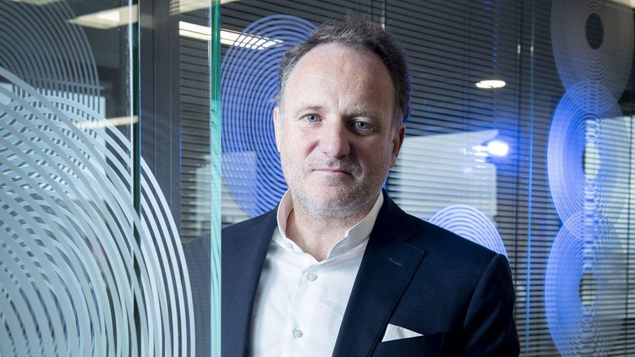 Denis Ladegaillerie, PDG et fondateur de Believe Digital, a lancé sa société en2005.