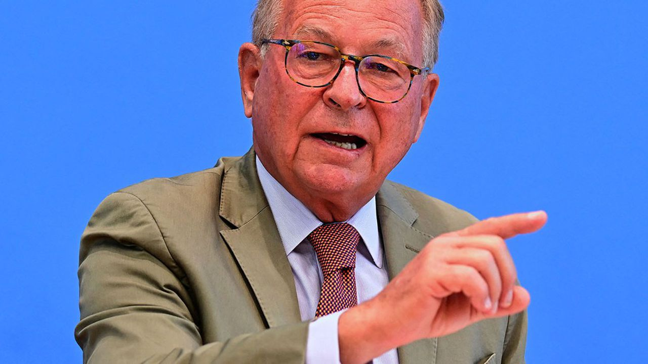 Wolfgang Ischinger, président de la Conférence de Munich sur la sécurité appelle l'UE à saisir au plus vite la main tendue par le président américain Joe Biden.