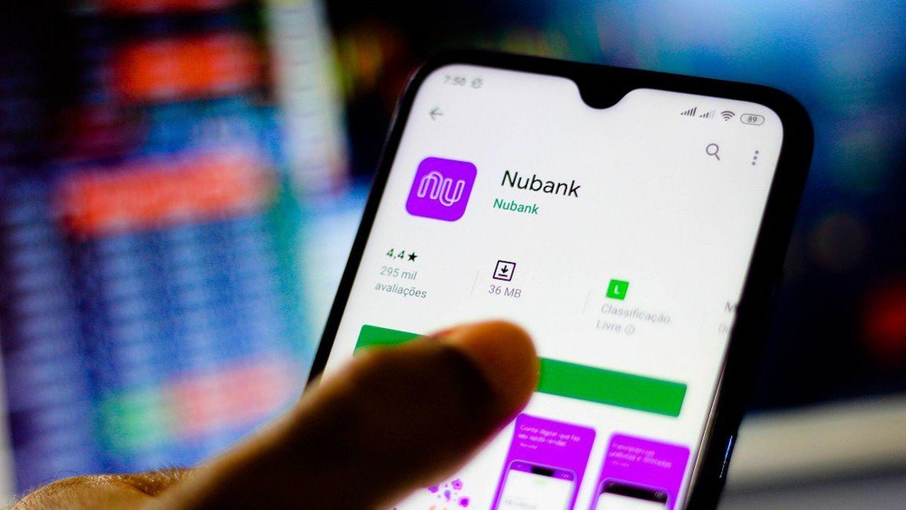 La néobanque brésilienne Nubank compte plus de 40millions d'utilisateurs.