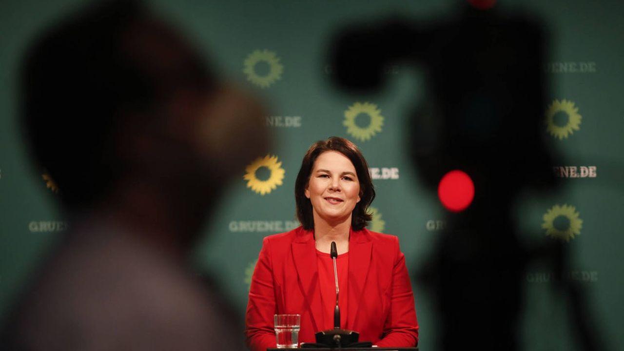 Réunis en congrès digital ce week-end, les Verts doivent confirmer la candidature d'Annalena Baerbock pour briguer en leur nom la Chancellerie le 26septembre.