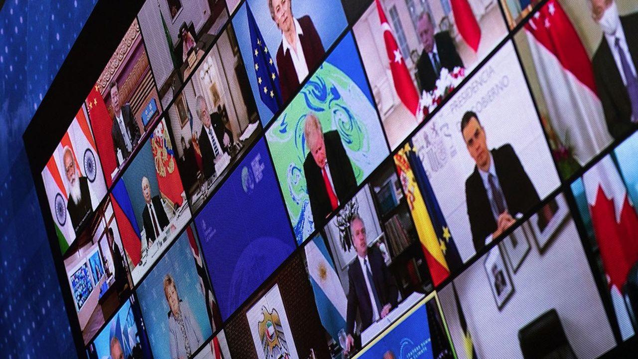 Après le sommet virtuel organisé par la Maison-Blanche sur le climat en avril, Joe Biden rencontrera de visu de nombreux dirigeants cette semaine en Europe.