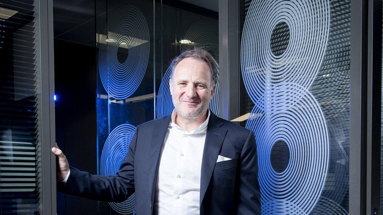 Denis Ladegaillerie, PDG et fondateur de Believe Digital, va mener l'introduction enBourse sur Euronext ce jeudi 10juin.