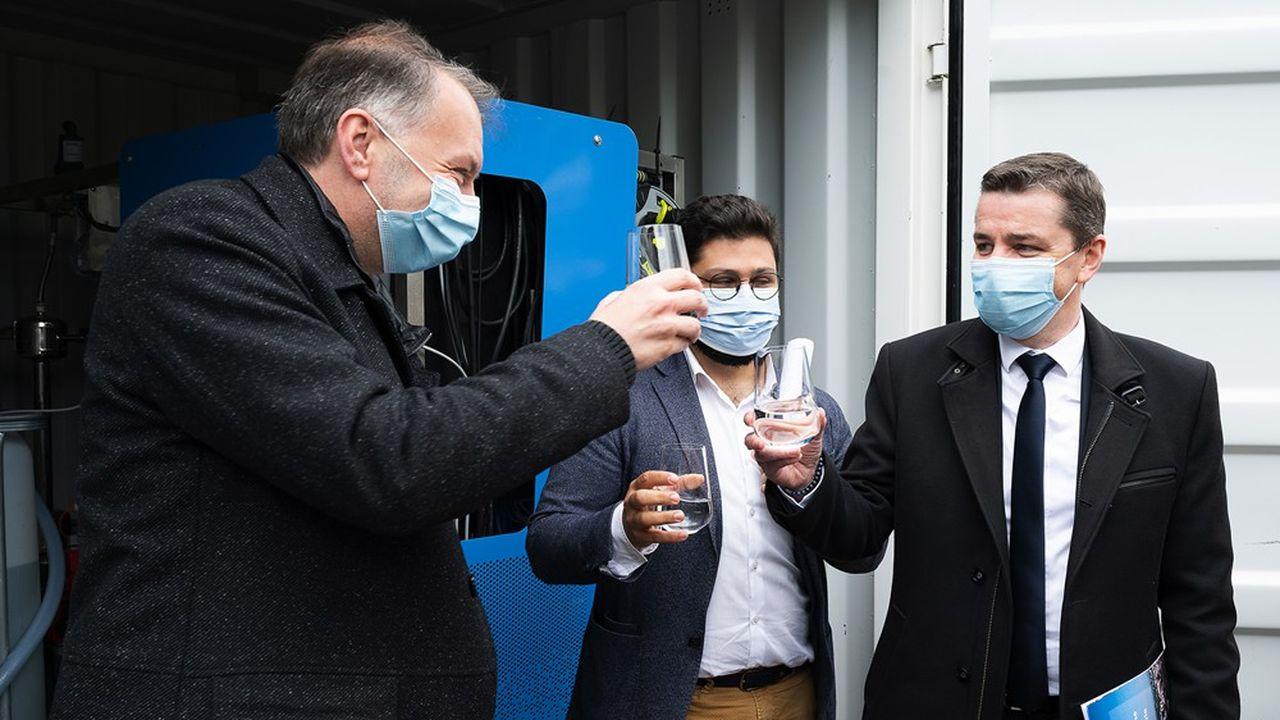 Le fonds d'amorçage industriel à impact environnemental et social Lyon-Saint-Etienne va réunir 80millions d'euros dans les douze mois pour «réinventer l'industrie sur le territoire».