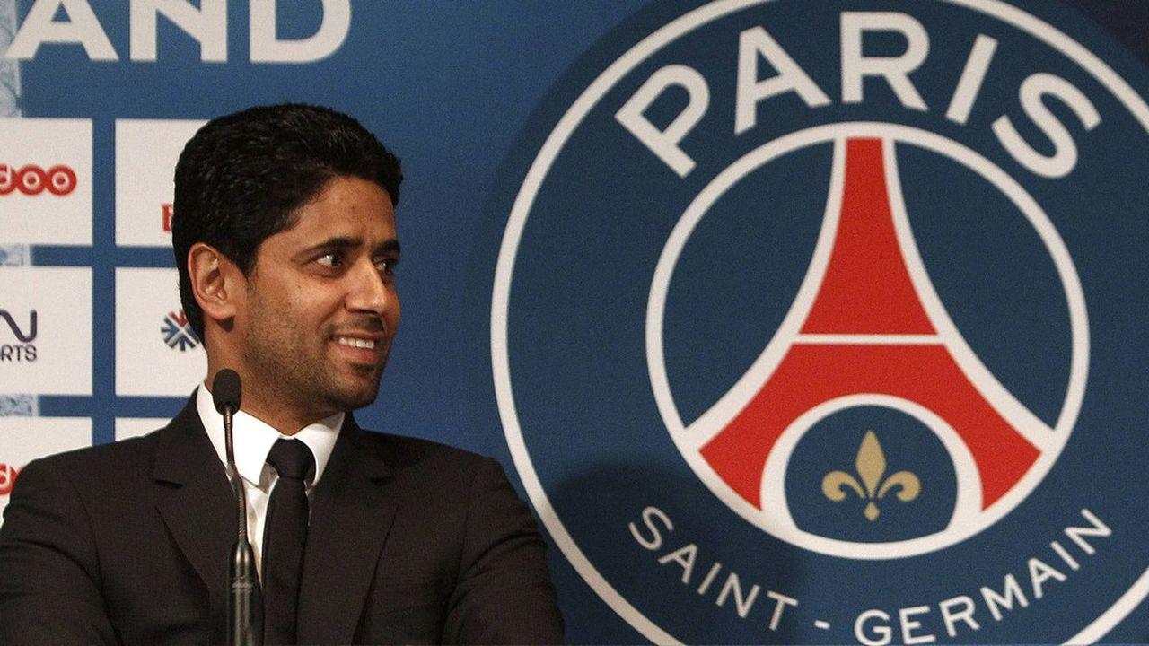 Nasser Al Khelaifi, le président du PSG, a transformé le club en profondeur.