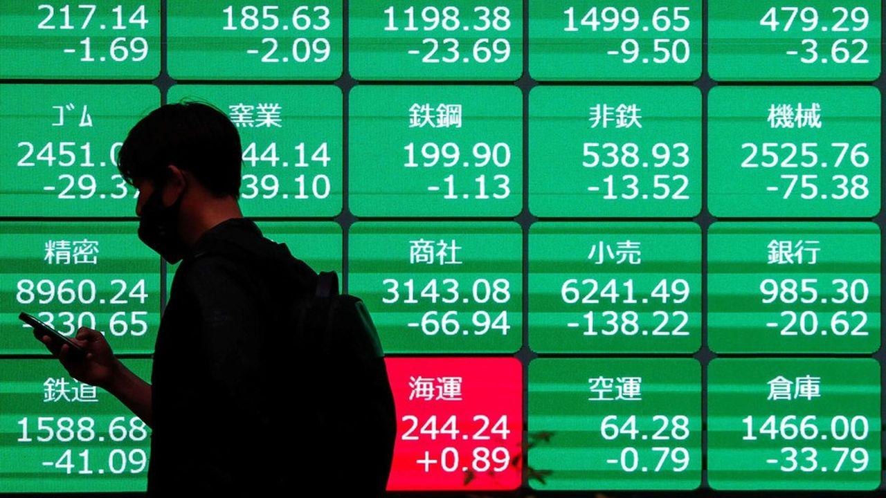 La BoJ avait acquis des actions japonaises chaque mois depuis 2013 et l'arrivée de Haruhiko Kuroda à la tête de l'institution.