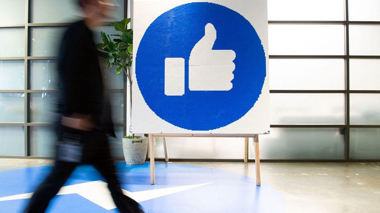 Facebook recense près de 60.000 salariés.