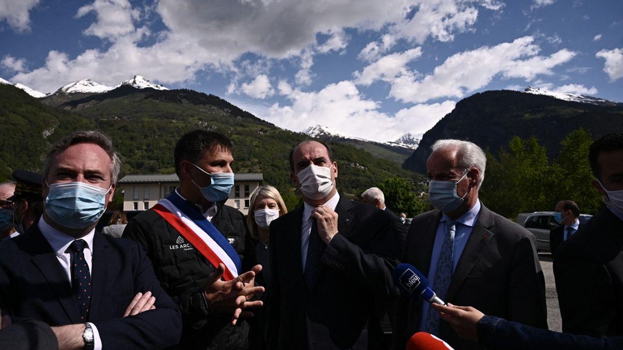 Le Premier ministre Jean Castex a dévoilé le plan Avenir Montagnes le 27mai dernier.