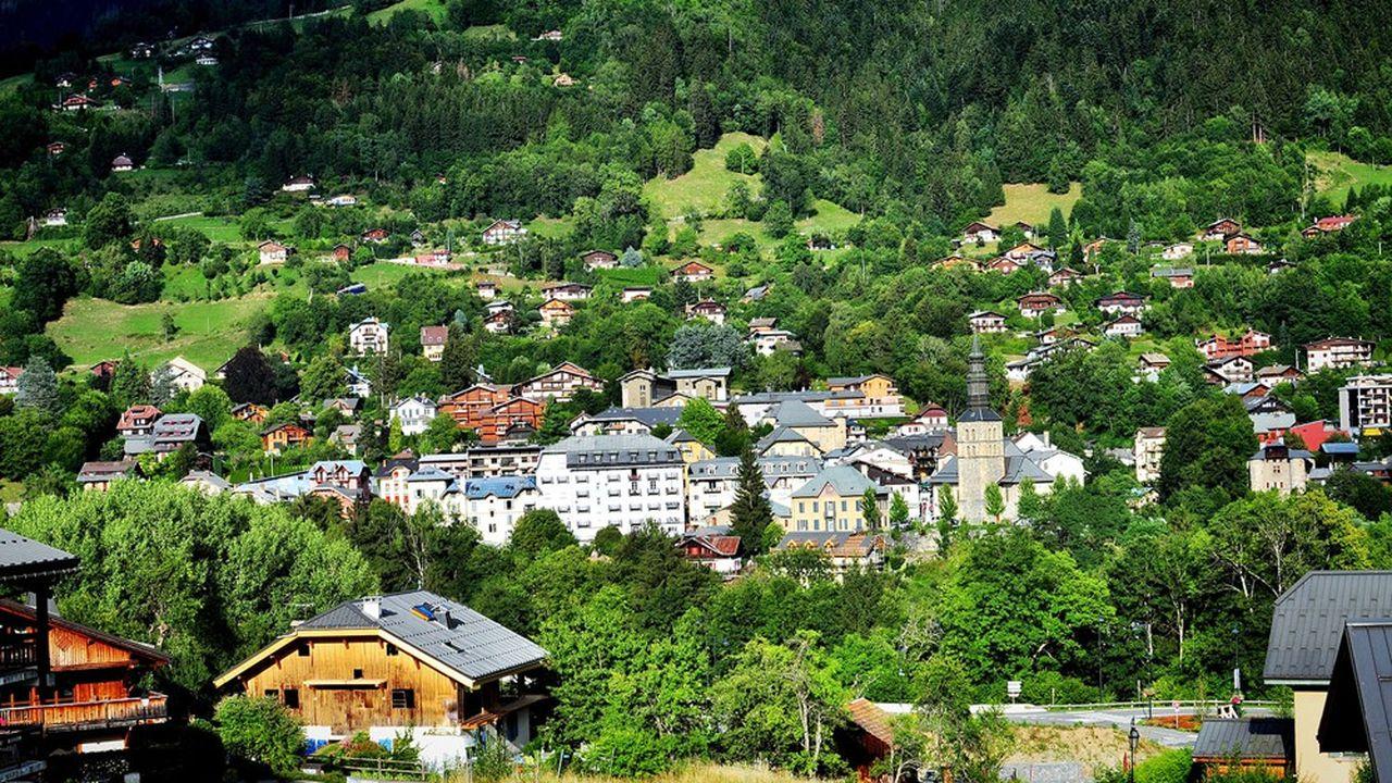 Saint-Gervais produit cinq fois plus d'énergie que sa population n'en a besoin.