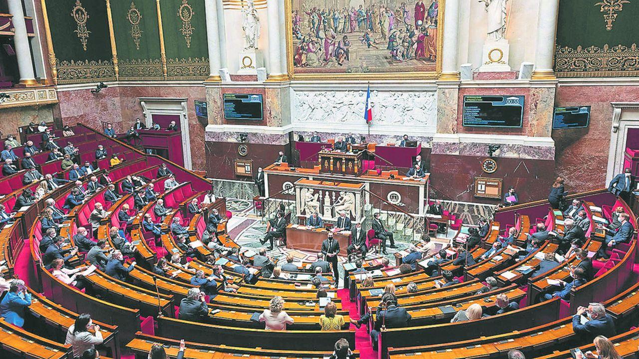 Loi piratage : à l'Assemblée nationale, pas de passe-droit pour TF1-M6