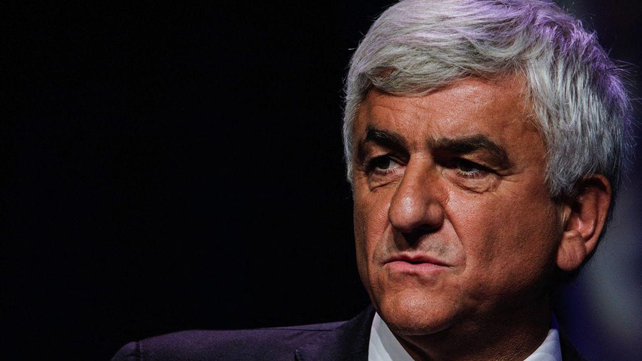 Le président sortant de la région Normandie, Hervé Morin, est bien placé pour remporter un deuxième mandat.