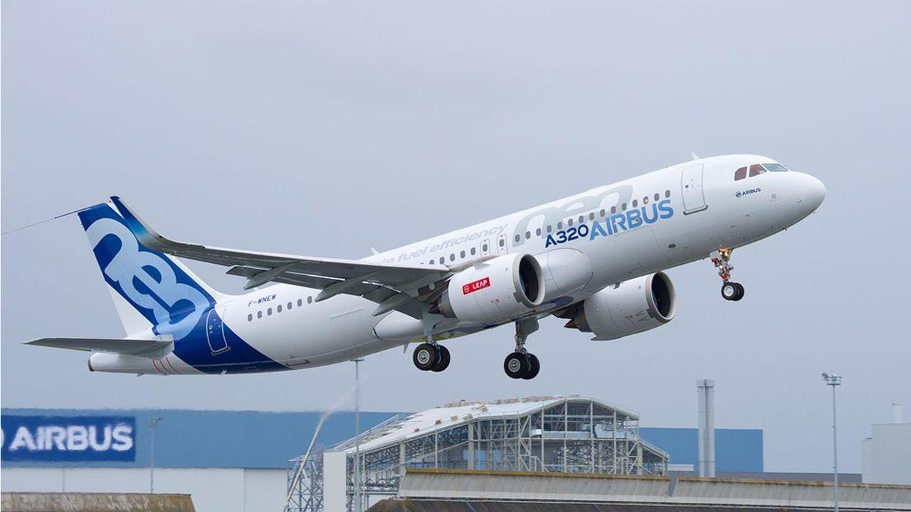 Un Airbus A320 effectuera bientôt un premier vol d'essai avec 100% de nouveaux carburants depuis Toulouse.