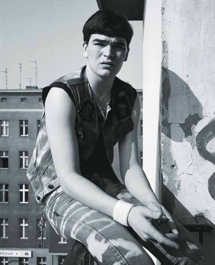 « Sans titre », photographie de Michael Schmidt (1981-82).