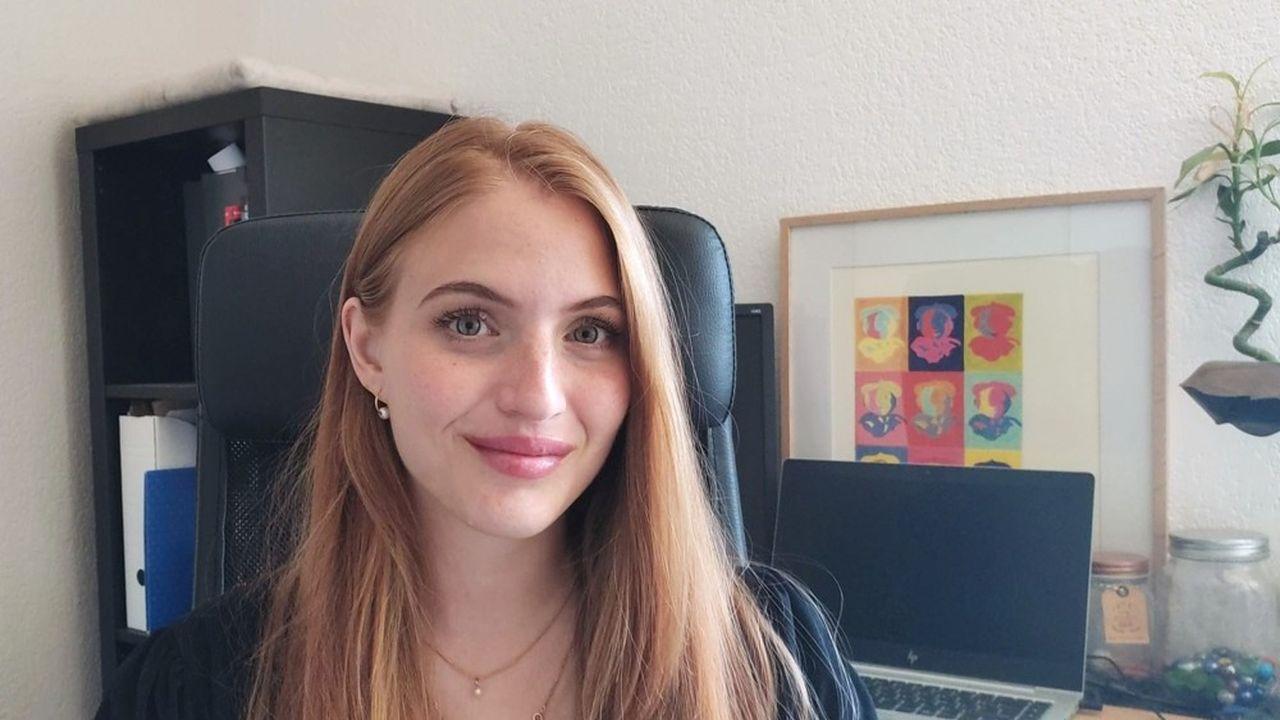 Après une formation en chimie, Marie Delage s'est reconvertie dans le numérique pour devenir ingénieure en Business Intelligence