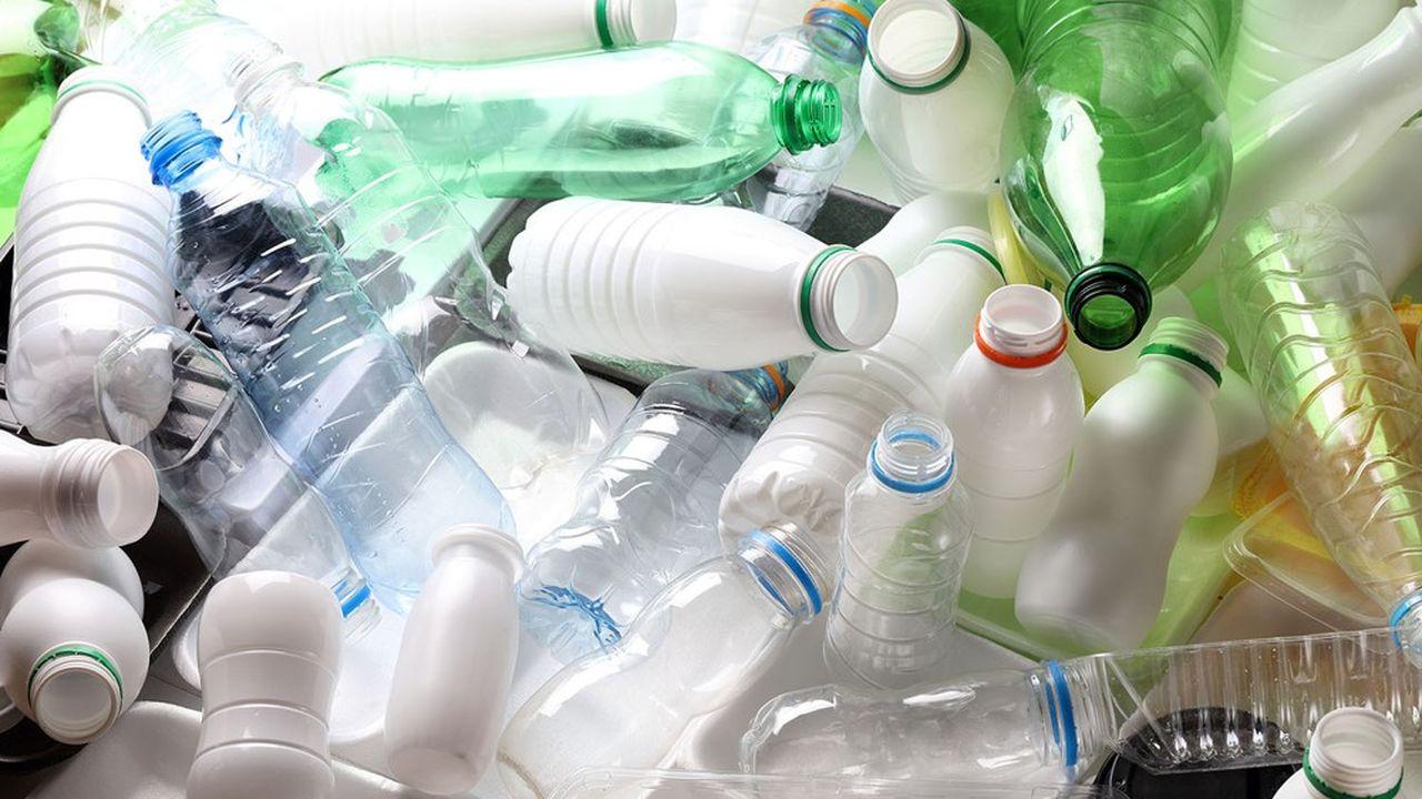 La consommation de plastique pour l'emballage s'est contractée de 2,5% en 2020 en Europe.