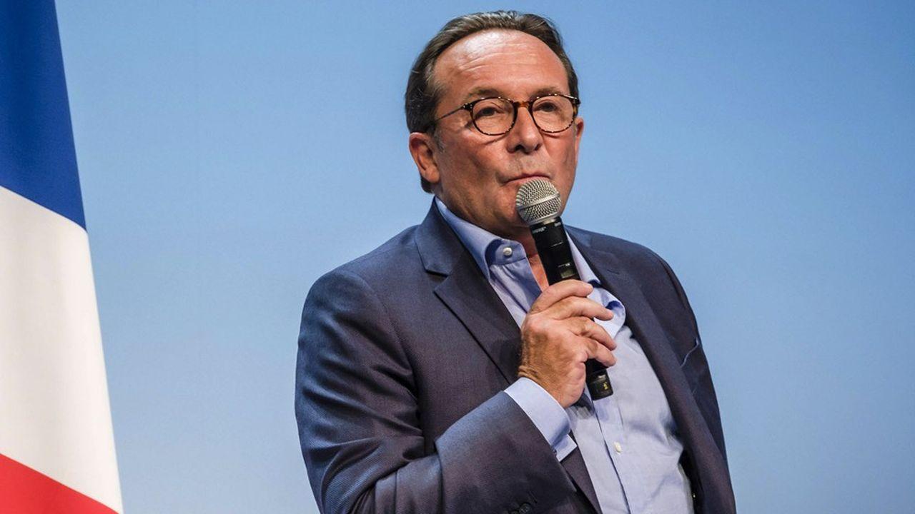 La majorité, emmenée Pierre Bédier, devrait sortir victorieuse des urnes