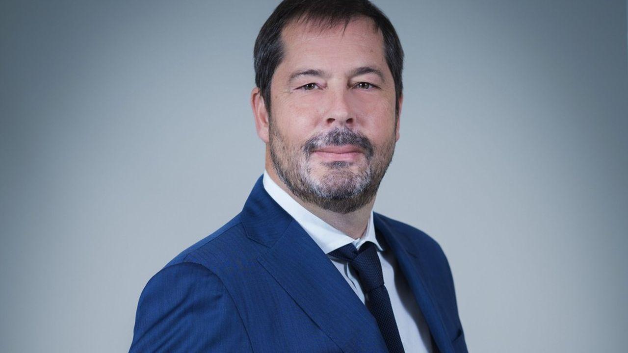 Antoine Fiévet, PDG du groupe Bel, représente la 5e génération de la famille actionnaire des fromageries fondées en 1865 par Jules Bel.