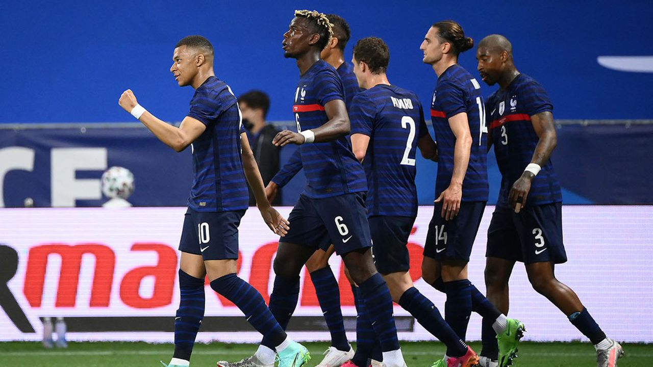 La France compte dans ses rangs le joueur le plus cher du monde, Kylian Mbappé, dont la valeur est estimée à 160millions d'euros par Transfermarkt.