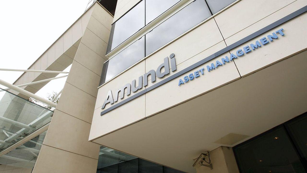 Amundi compte boucler d'ici à la fin de l'année le rachat de Lyxor auprès de Société Générale, pour 825millions d'euros.