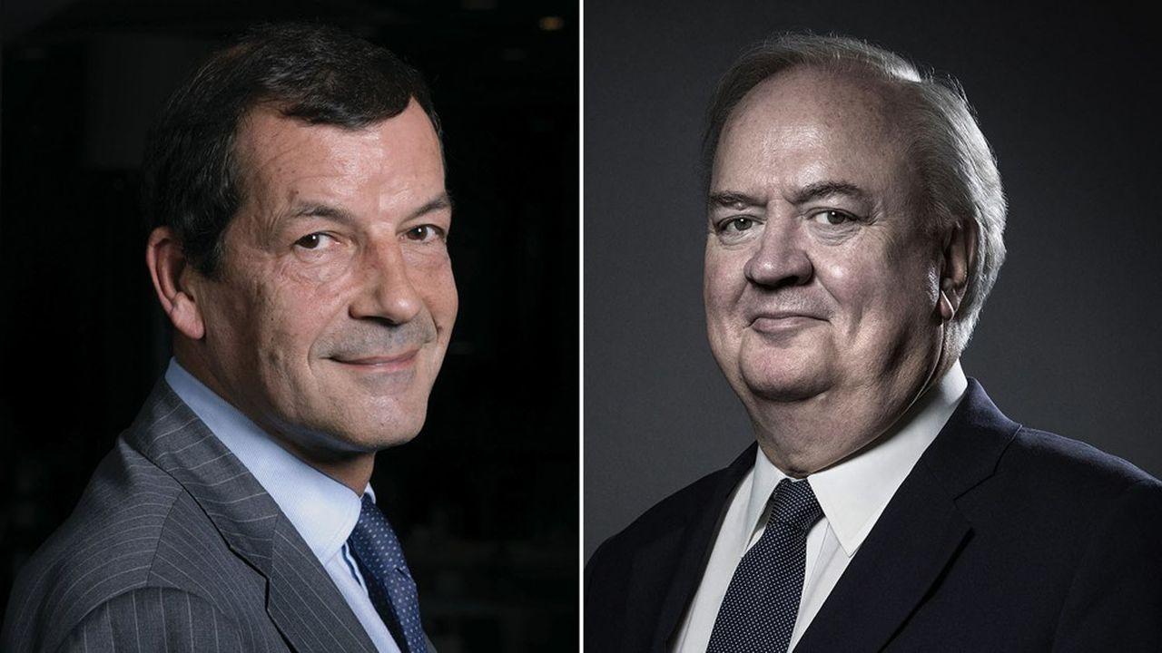 Covéa, dirigé par Thierry Derez et SCOR, dirigé par Denis Kessler ont accepté de remettre à plat leurs relations.