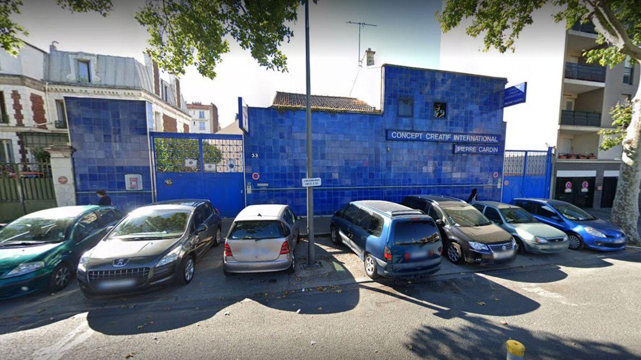 le Musée Pierre Cardin à St Ouen va laisser place à une résidence étudiante
