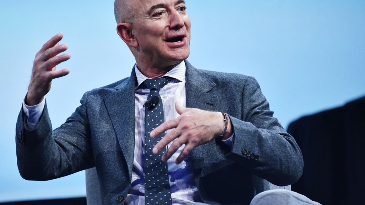 The winner of the auction will be joined by Amazon founder Jeff Bezos, his brother Mark and a fourth traveler.