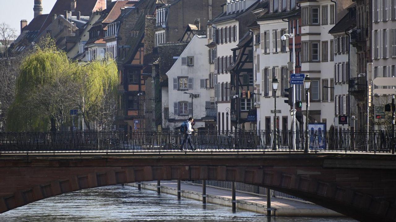 Variant Delta à Strasbourg : « un plan d'actions immédiat » mis en place
