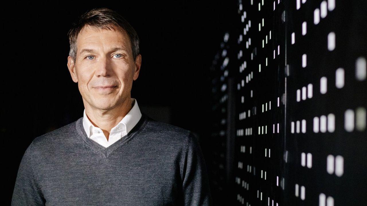 Ancien patron de Deutsche Telekom, René Obermann a été nommé à la tête du conseil d'administration d'Airbus en avril2020 en pleine crise du Covid.