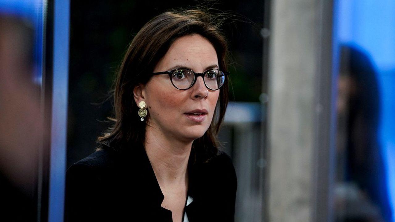 Amélie de Montchalin, ministre de la Transformation et de la Fonction publiques.