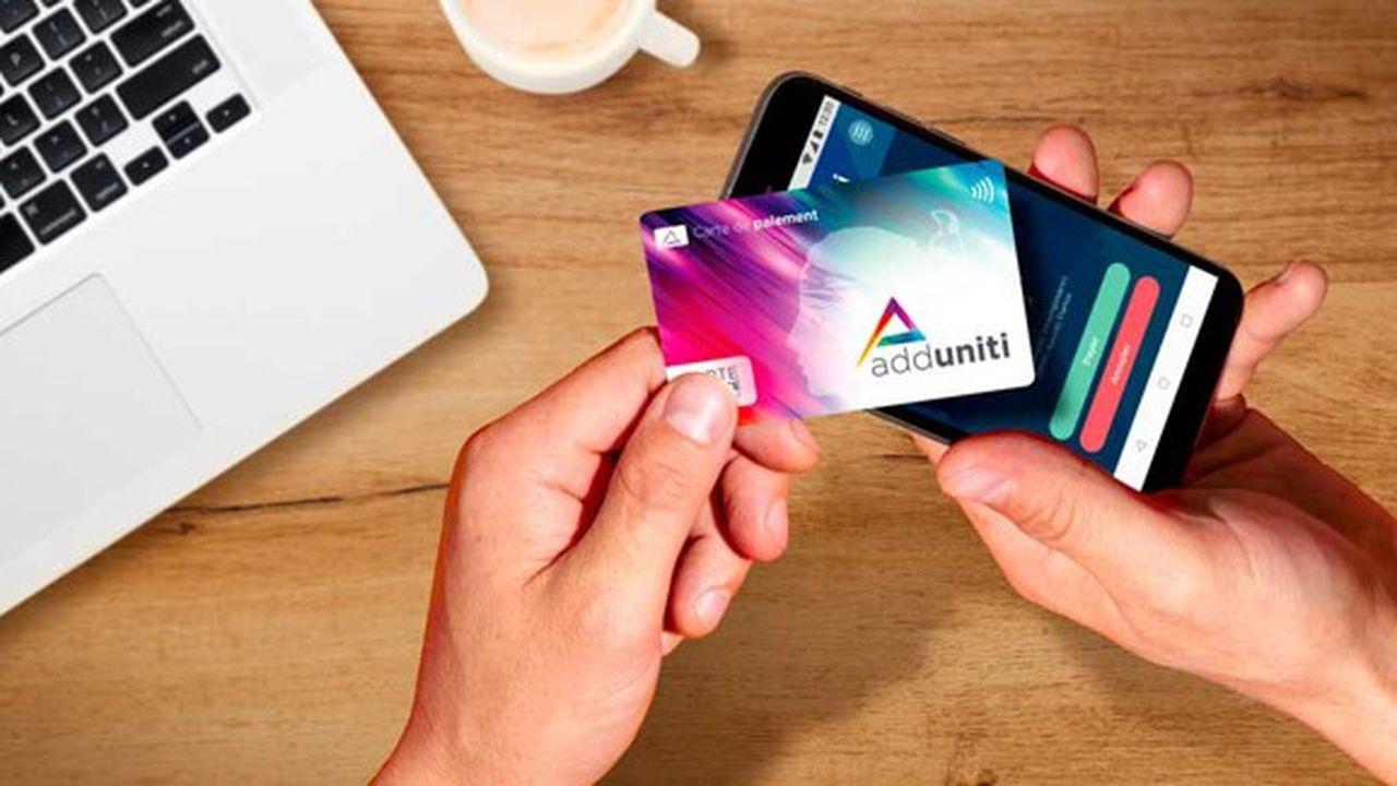 Ce nouveau porte-monnaie électronique n'est pas relié à un compte bancaire.