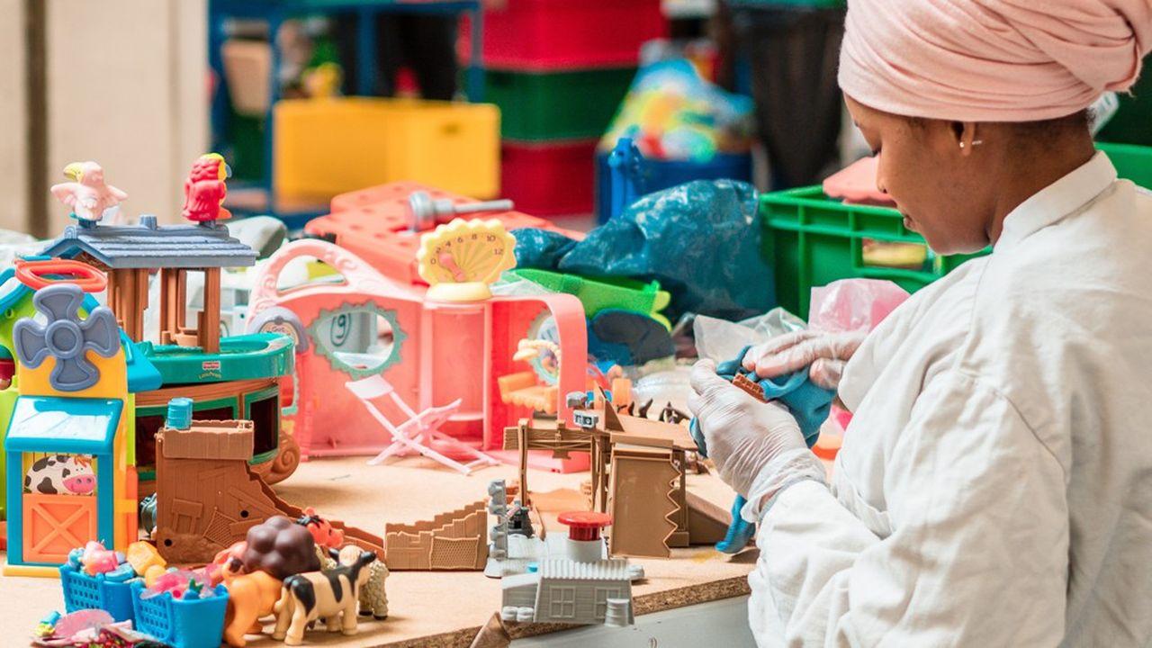 Rejoué a remis sur le marché près de 54.000 jouets en 2020.
