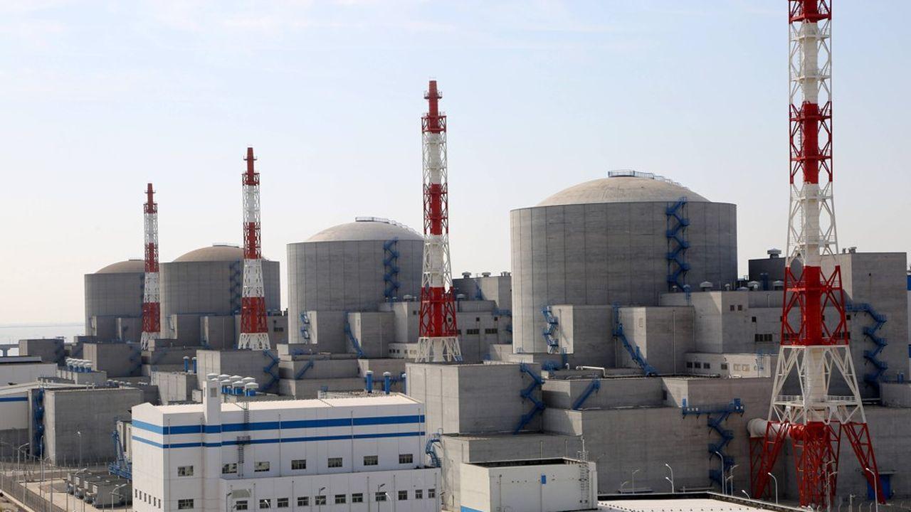 La Chine dispose actuellement de 50 réacteurs nucléaires opérationnels et en a encore 14 en construction.