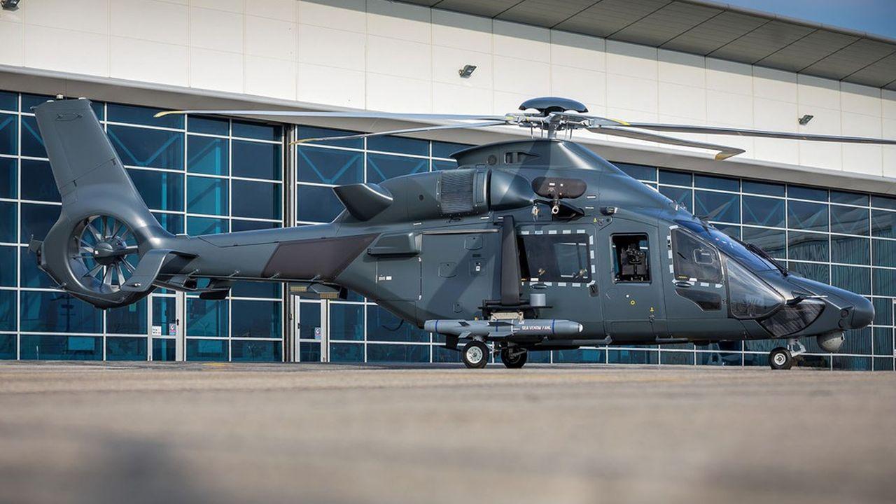 Le HIL baptisé «Guépard» sera décliné en multiples versions, la Marine et la Gendarmerie étant les premiers à tester le nouvel hélicoptère à cinq pales.