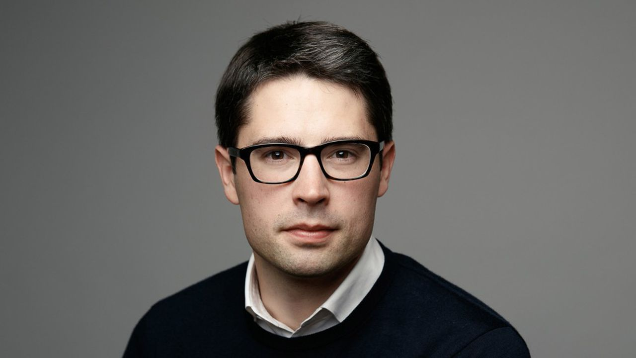 Jean-Daniel Guyot, le fondateur de Memo Bank.