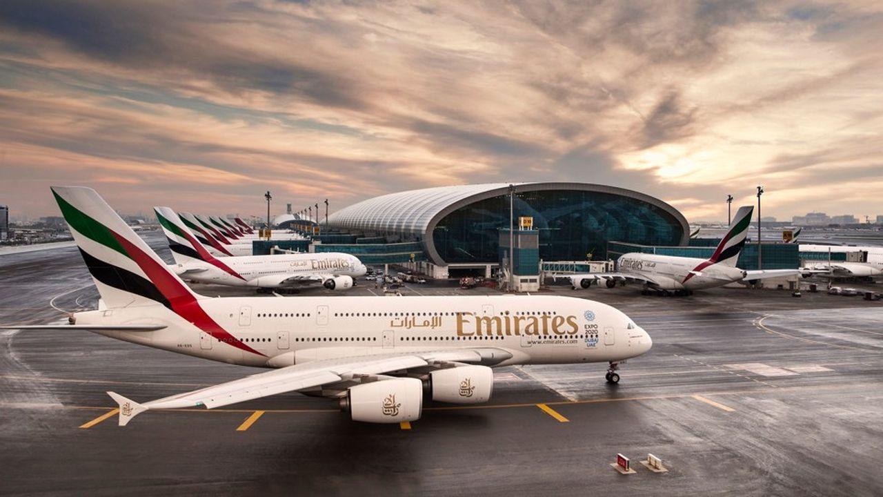 Emirates a dû réduire sa masse salariale pour la première fois de son histoire.