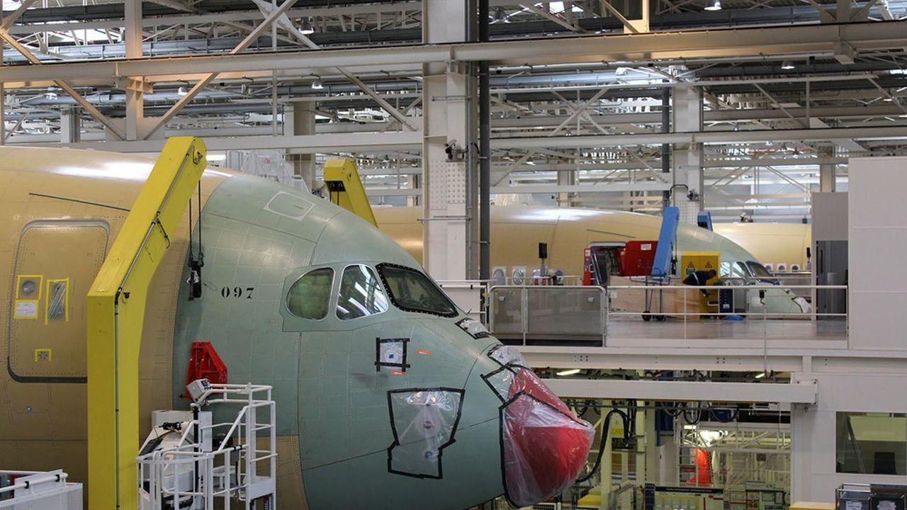 La levée durable des surtaxes américaines sera un soulagement pour Airbus.