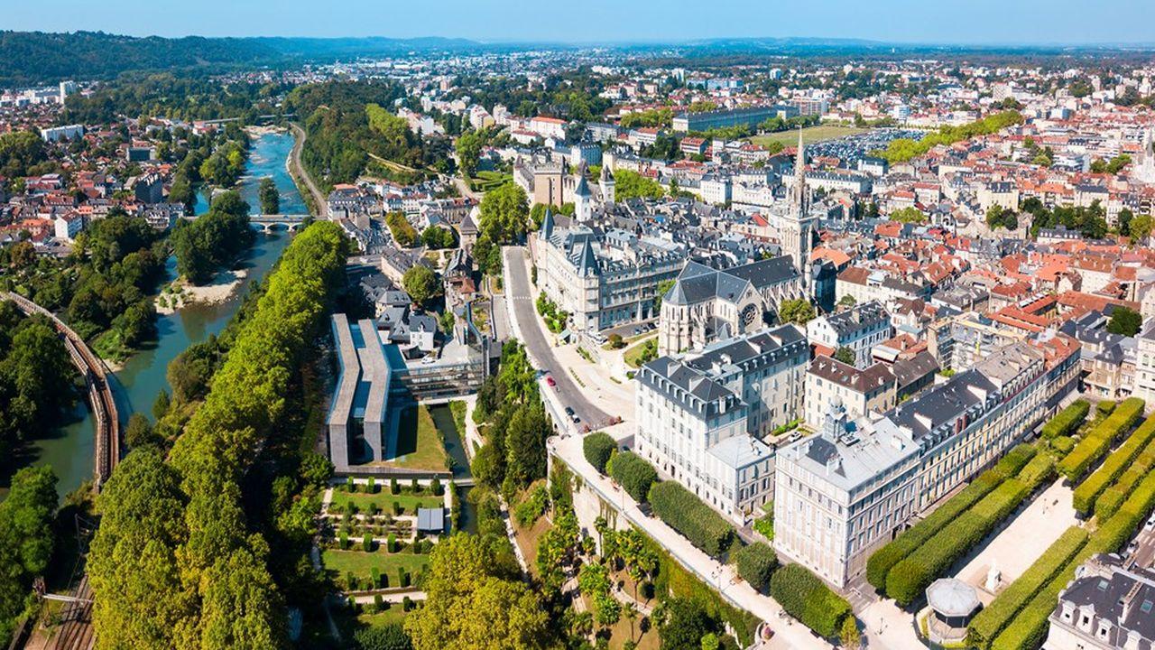Pau fait parti des villes moyennes où le marché de l'immobilier a été particulièrement dynamique en 2020.