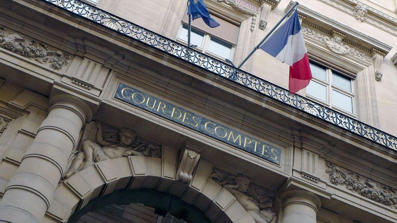 La Cour des comptes veut «agir sur les postes les plus significatifs» de la dépense publique, dont les retraites.