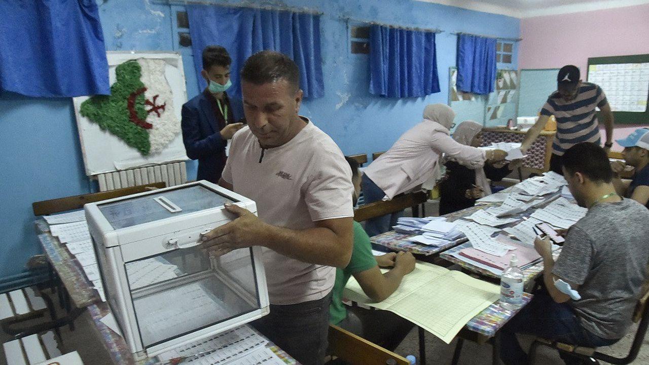 Le scrutin a eu lieu le 12juin.