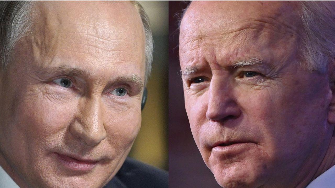 Vladimir Poutine et Joe Biden vont se rencontrer pour la première fois en qualité de dirigeant des deux principales puissances nucléaires de la planète.
