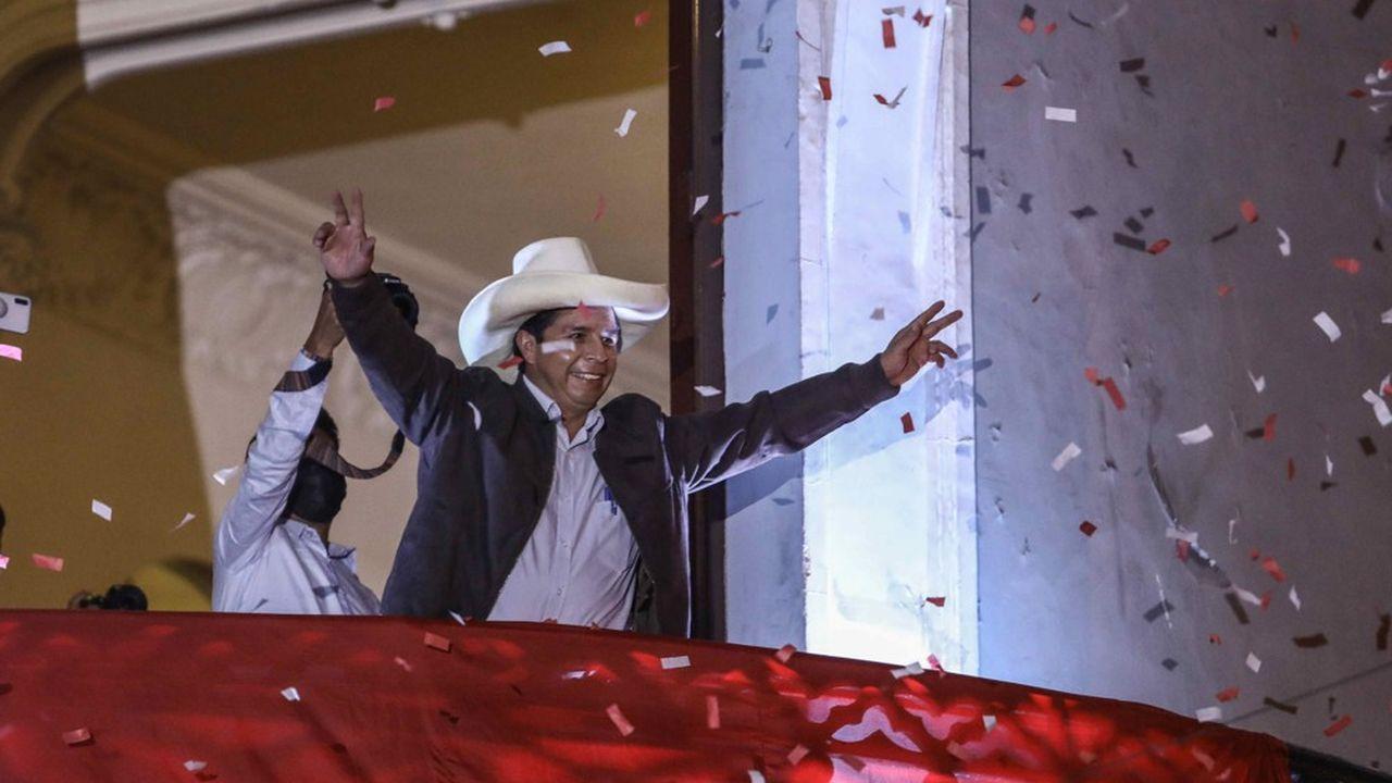 Pedro Castillo appelle les autorités à faire en sorte «que la volonté du peuple de ce pays soit respectée».