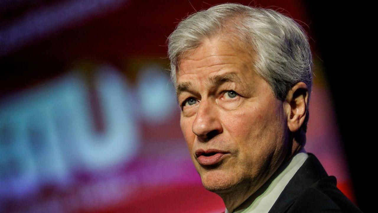 Jamie Dimon, le patron de JP Morgan, a déclaré lundi qu'il s'attendait ce trimestre à «l'un des meilleurs trimestres que vous ayez jamais vus» dans cette activité.