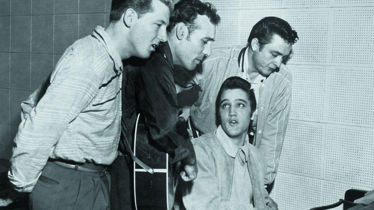 Idol aide à gérer les chaînes YouTube de Sun Records, le label mythique de Johnny Cash et des débuts d'Elvis Presley.