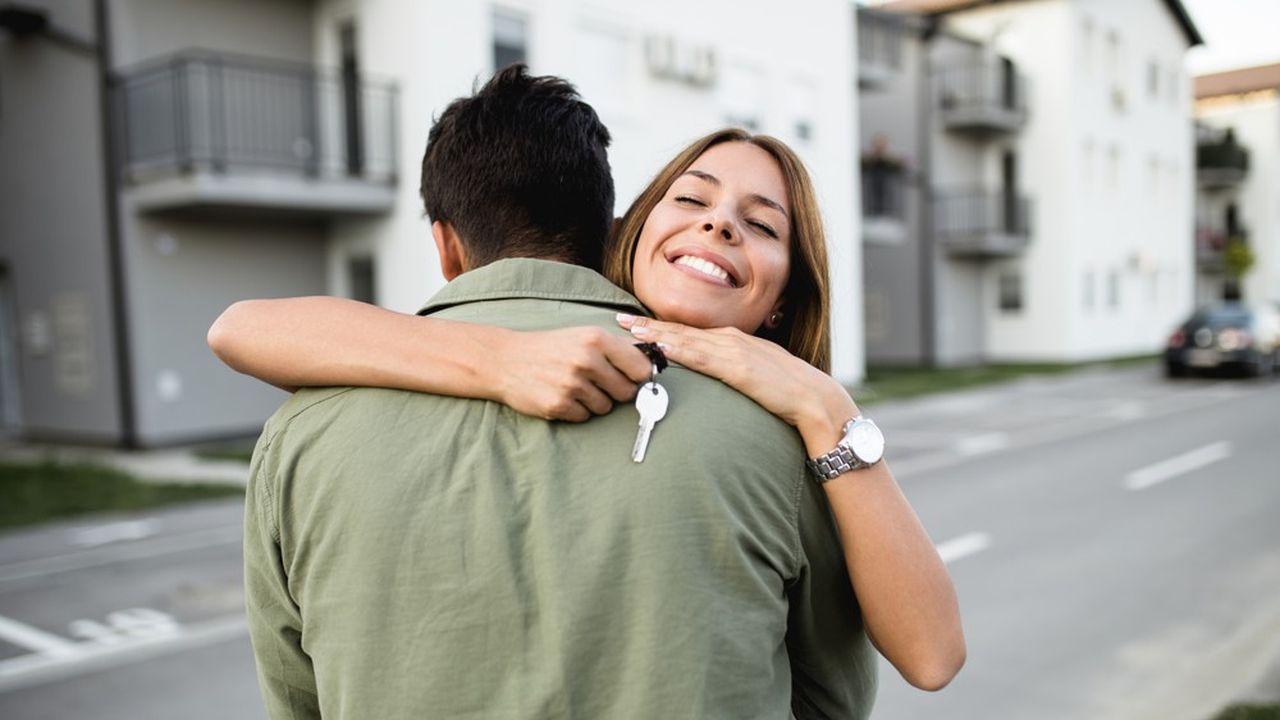 Acheter un bien en couple sans stresser pour le divorce, c'est possible.