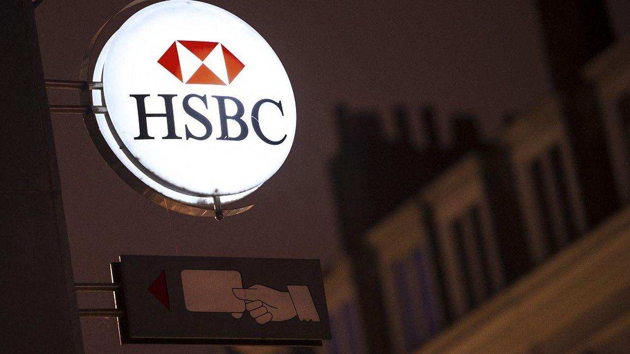 Dans l'Hexagone, la banque de détail de HSBC compte un effectif proche de 3.900 personnes.