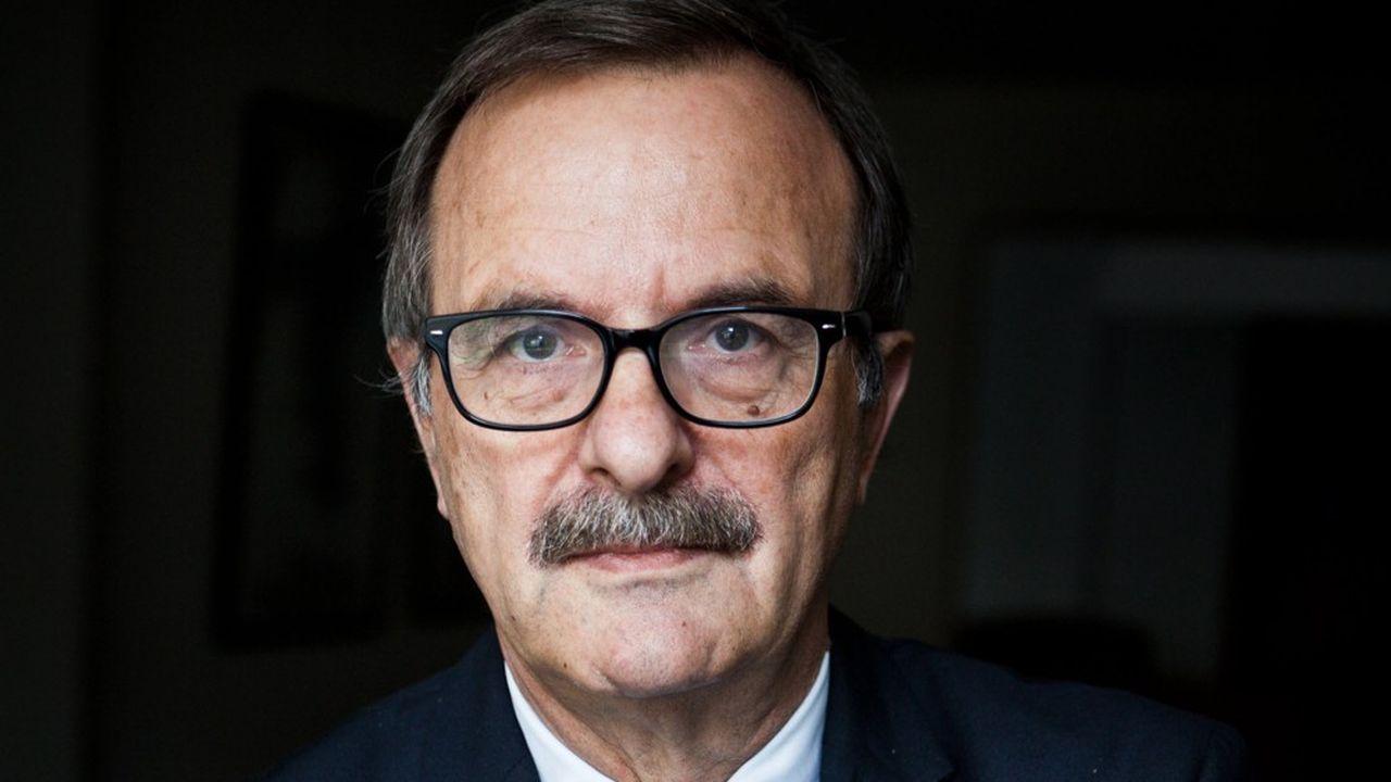 Jean-François Carenco, président de la Commission de régulation de l'énergie (CRE).