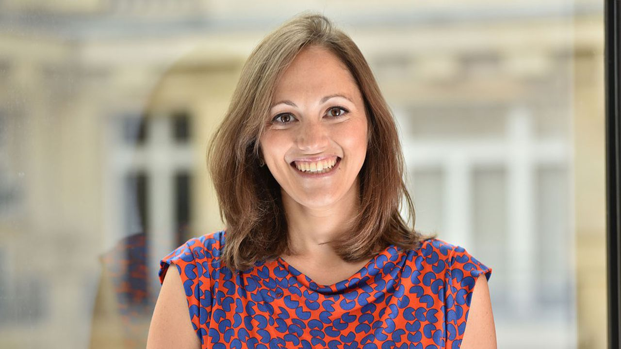 Delphine Bourrilly deviendra présidente, associée-gérante de Kearney France, à compter du 1er juillet prochain.