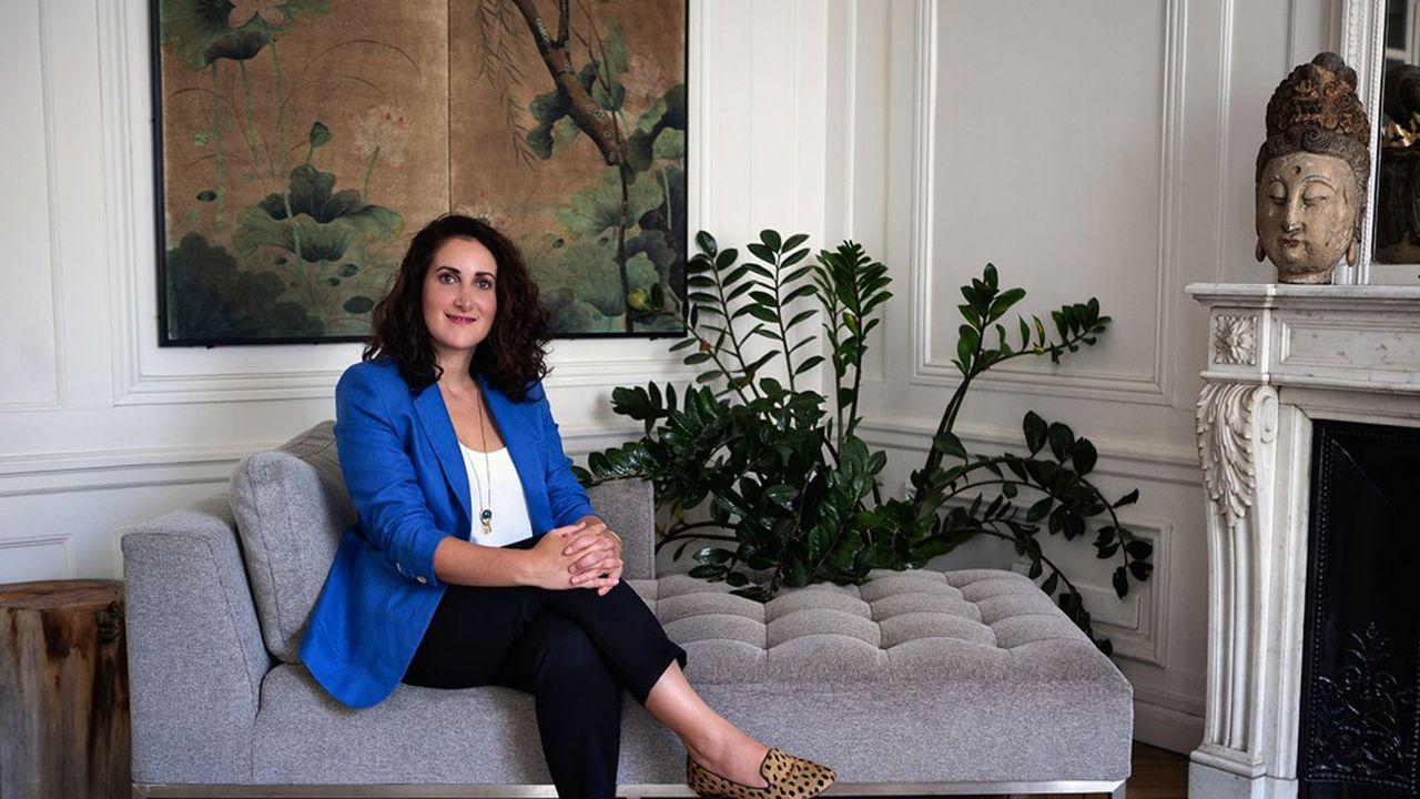 Rahaf Harfoush, anthropologue du numérique, consultante en stratégie digitale et auteure.